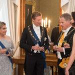 アンリ大公とマリア・テレサ公妃の国賓訪問