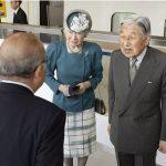 天皇皇后両陛下・植樹祭出席のため長野入り