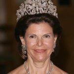 スウェーデン王室 シルビア王妃のティアラ