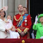 エリザべス女王90才祝い 3日間のイベント