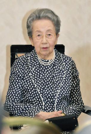 百合子さま2010年87才