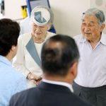 天皇皇后、生前退位表明後、初めての公務