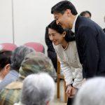 皇太子と雅子様 敬老の日特別養護老人ホーム訪問