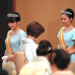 眞子様、佳子様 雅子様もベルギー国王夫妻を迎えた宮中晩餐会へ出席