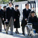 三笠宮さまの本葬「斂葬の儀」が行われる