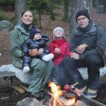 スウェーデン王室・ヴィクトリア王女一家からクリスマスの挨拶
