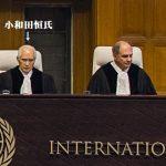 驚き!2017年2月2日小和田恒氏の国際司法裁判所で仕事画像は本物