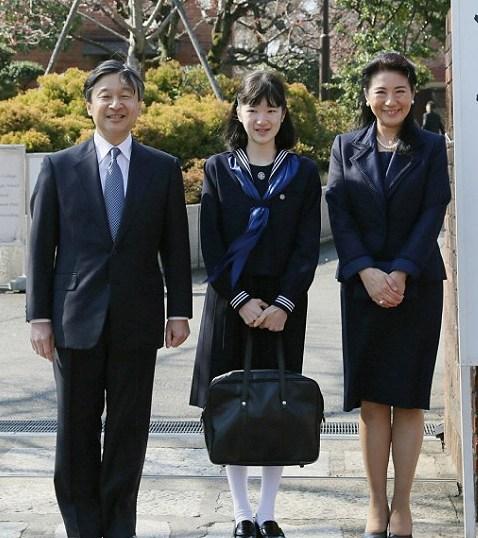 愛子さまの卒業文集作文・秋篠宮殿下皇太子称号希望