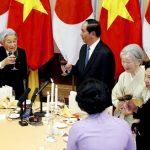 天皇皇后両陛下がベトナム訪問していたことを忘れていました