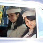 眞子さま乗られた車 物損事故、半年で2回の事故は多い