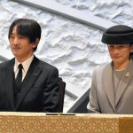 東日本大震災6年政府主催の追悼式 秋篠宮ご夫妻臨席
