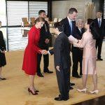 スペイン国王歓迎式典での雅子様のカーテシー最悪!