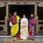 眞子さま着物でブータン国王夫妻を表敬訪問* お召し物画像など