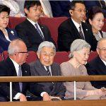 愛子さまを差し置いて笹沼 樹さんのチェロコンサートの鑑賞 天皇皇后両陛下