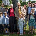 デンマーク王室 女王夫妻 金婚式*美少年ニコライ、フェリックス王子