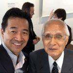 小和田恒氏 帰国していたようです、追記の追記 Facebookに6月26日の画像ありました
