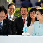 秋篠宮殿下と佳子さま、全国高校総合文化祭で宮城県訪問追加開会式画像 *愛子さまお元気ですか?