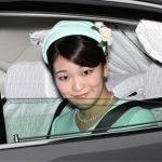 眞子さまと小室圭さんの婚約内定発表!! 午前の部  天皇皇后両陛下に挨拶など 脱力した