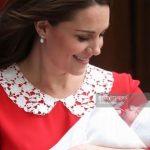 ウィリアム王子とキャサリン妃第3子の王子をお披露目、皇室と比べると、あ~羨ましい
