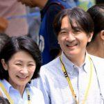 紀子さま、52才の誕生日おめでとうございます。悩める一年でしたが健康に気をつけて。