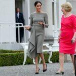 ウィリアム王子「ジャパン・ハウス」の式典に出席、麻生太郎氏も出席*細すぎる美脚のメーガン妃、女性は傍に立ちたくないかも。