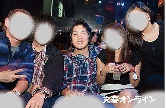 【悲報】小室圭さん、クラブ通いの元カノとの写真が流出