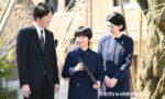 悠仁さま小学校卒業式  大きくなってビックリ!受け答えしっかりでもう天皇のオーラーが出てます!