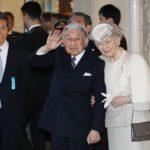 天皇・皇后両陛下、伊勢神宮に退位報告