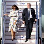 トランプ大統領夫妻訪日 27日天皇陛下と会見 晩餐会 楽しみですねぇ*秋篠宮ご夫妻と悠仁さま上皇と夕食