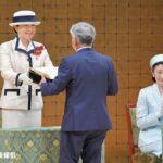 皇后雅子さま 全国赤十字大会で初の単独公務