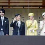 即位を祝う一般参賀に14万人 新天皇皇后両陛下と秋篠宮皇嗣ご一家 5月4日の記録