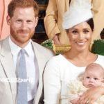 ヘンリー王子とメーガン妃の第一子アーチー君の非公開で行われた洗礼式の画像を公開