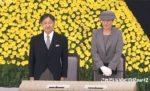 令和になり初めての全国戦没者追悼式典 雅子さま無事にソツなく式典を終えてホッとしました。