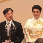 饗宴の儀第4日最終日女性皇族は着物でした、駐日外国大使夫妻や各界代表を招く