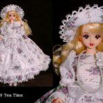 ジェニーサイズのドレスと人形の思い出、雑感