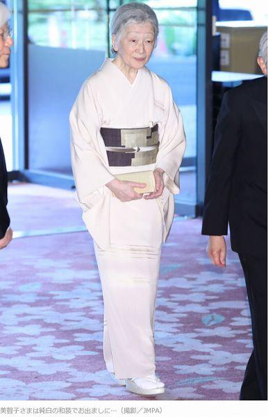 紀子 さま ドレス