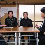 秋篠宮ご夫妻台風の被災状況視察のため福島県を私的訪問