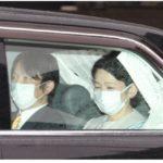 秋篠宮ご夫妻 立皇嗣の礼のリハーサルへ*両陛下の訪英 来年で再調整