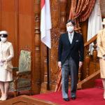 議会開設130年式典 天皇皇后両陛下と眞子さんが出席