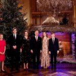 欧州王室のクリスマス  王子、王女たちが成長しました。