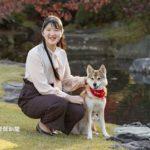 愛子さま19歳の誕生日 コルク部屋から脱出!愛犬由莉と赤坂御用地で撮影