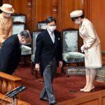 天皇誕生日会見に眞子さんの結婚に関しての質問、眞子さんを応援する天皇一家
