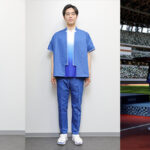 東京五輪表彰式の衣装「健康ランドみたい」と批判「さすがにサンダルはない」とも