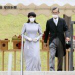 眞子さん香淳皇后命日武蔵野東陵を参拝 公的外出5か月ぶり*釣り合いの取れない結婚