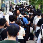 渋谷接種会場に若者殺到、野々村真さん退院後も反ワクチンが非難、パラ水泳を見て、他雑談