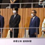 東京オリンピック閉会式 無事に終えてホッする。カメラ目線の秋篠宮殿下、オリンピック雑感など