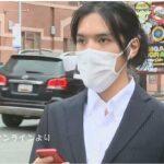 小室圭さん24日NYを歩く姿を撮られる、長髪を束ねて少し雰囲気が変わったみたい